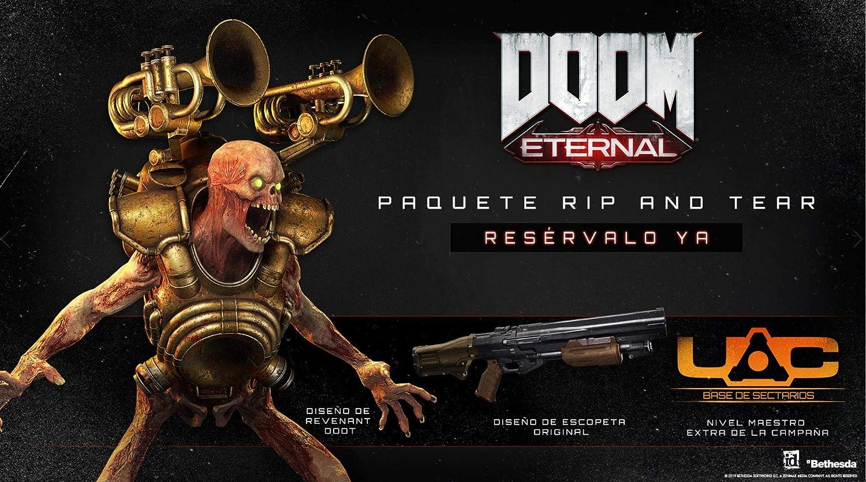 Doom Eternal - Edición Exclusiva Amazon (Xbox One): Amazon.es ...