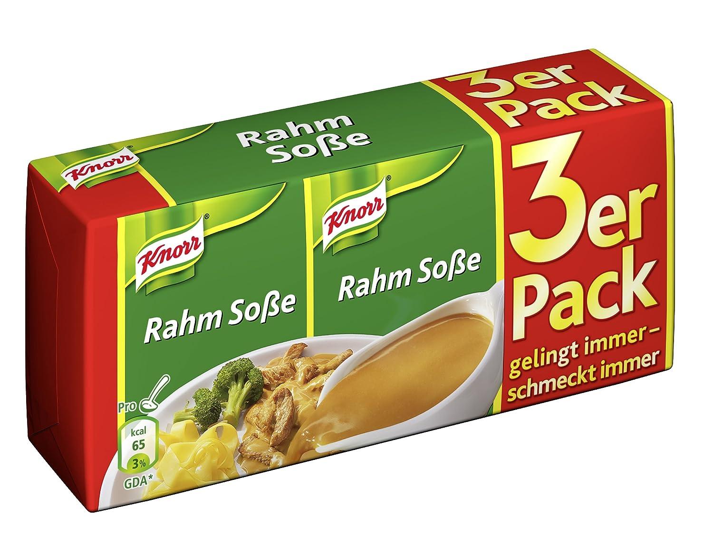 Knorr Marco salsas, 15 unidades (15 x 750 ml): Amazon.es: Alimentación y bebidas