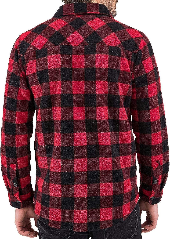 Boston Traders Womens Plush Lined Shirt Jacket