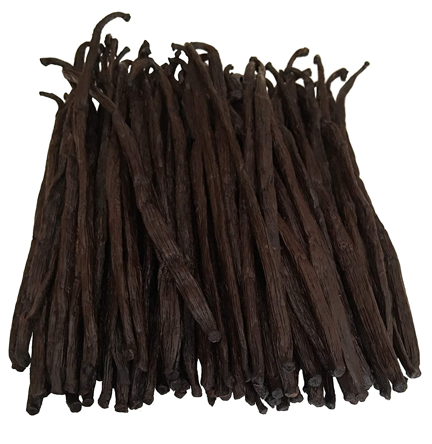 12 Madagascar Vanilla Beans Grade A for Extract, Cooking and Baking  6