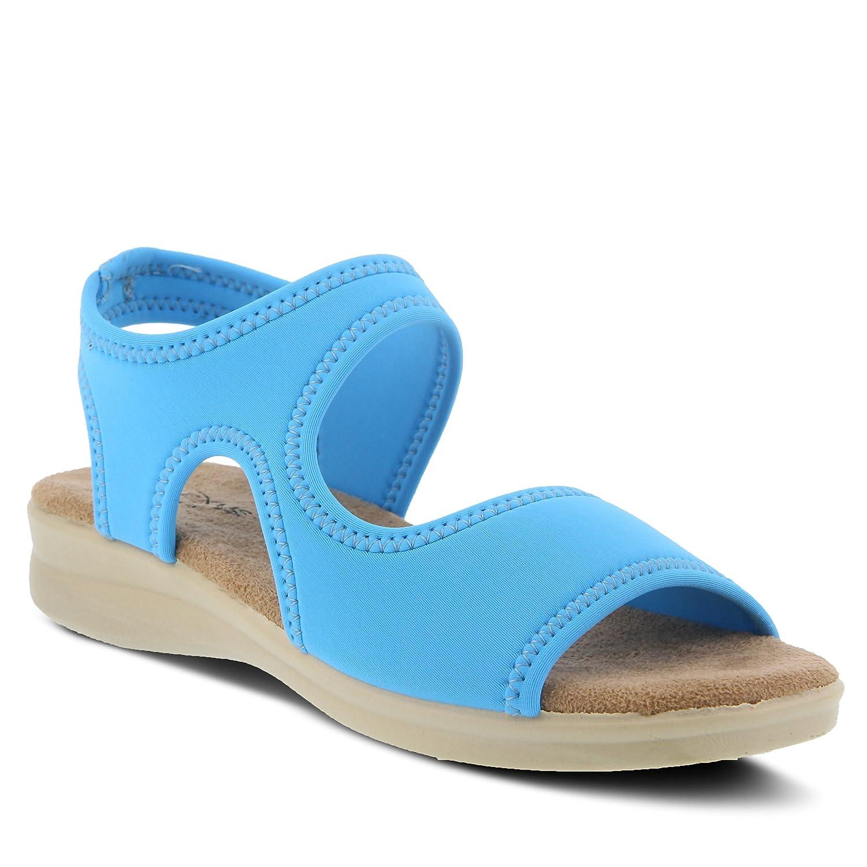 Flexus Women's Style marya Sandal B07BBW77VN 35 M EU Sky Blue