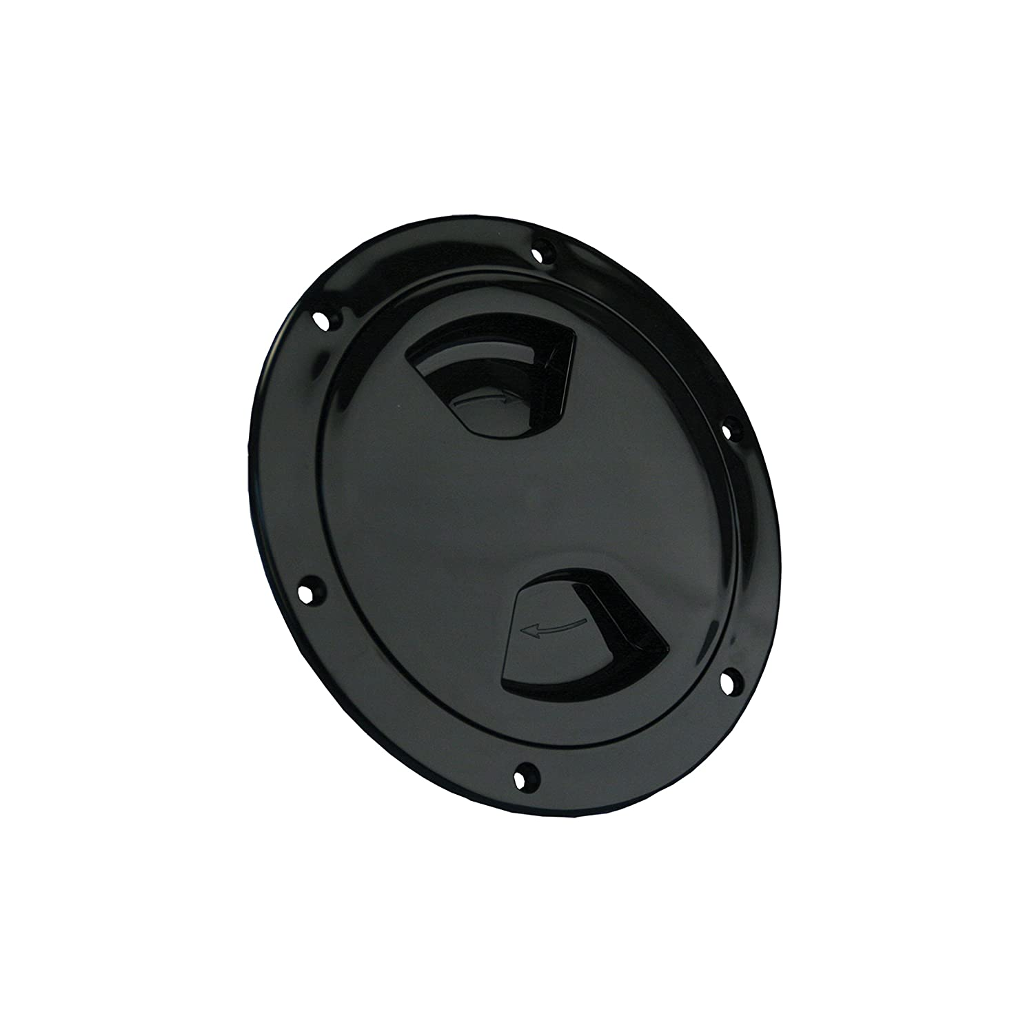Black JR Products 31015 Access//Deck Plate 4