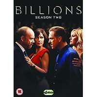 Billions: Season 2 [DVD]