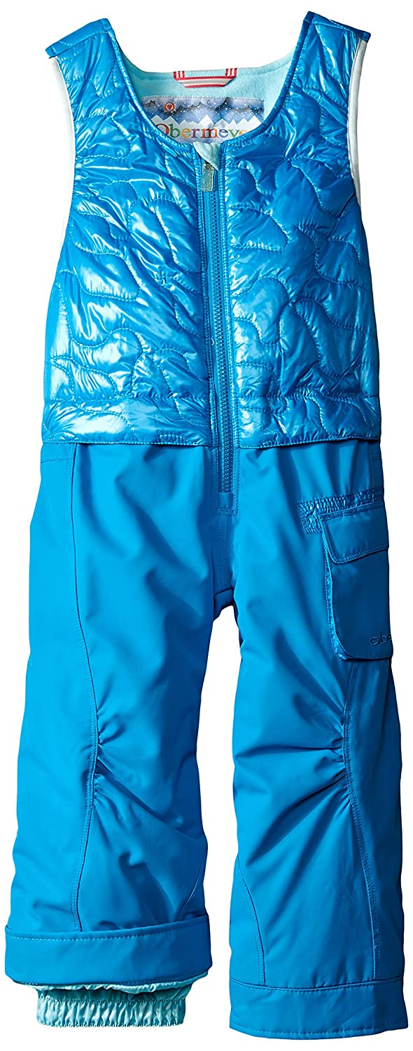 Obermeyer Girls Chacha Bib Pants, 2, Bluebird Sport Obermeyer 55010