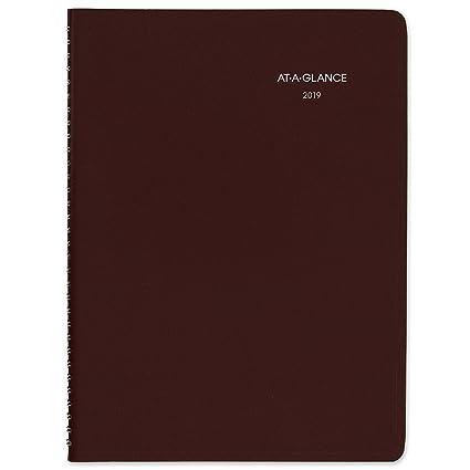 at-A-Glance - Agenda semanal para citas: Amazon.es: Oficina ...