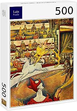 Lais Puzzle Georges Seurat - El Circo 500 Piezas: Amazon.es: Juguetes y juegos