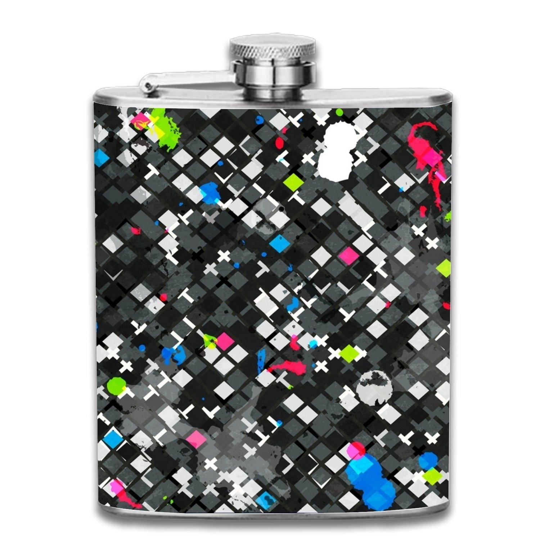 素晴らしい価格 パープル星LiquorヒップフラスコステンレススチールShot Flasks Men Leak Proofクールギフトfor Men 7oz one size Colorful B07F5MY45F Colorful Cubes3 B07F5MY45F, 素数オンラインショップ:f392c508 --- a0267596.xsph.ru