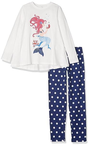 United Colors of Benetton Pyjama Set (Sweater+Trousers), Pijama de una Pieza
