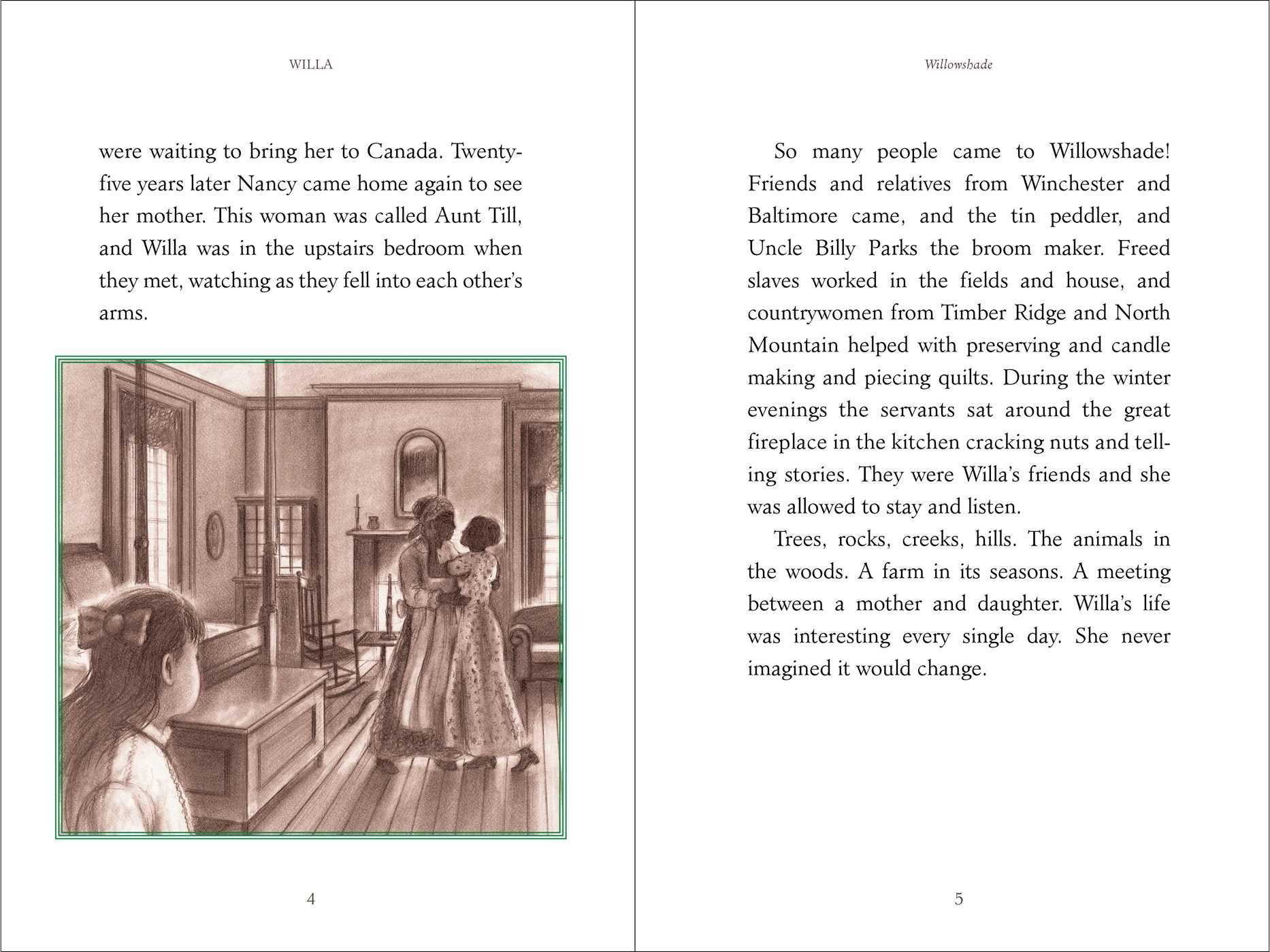 Willa: The Story of Willa Cather, an American Writer (American Women Writers) by Simon Schuster Paula Wiseman Books (Image #4)