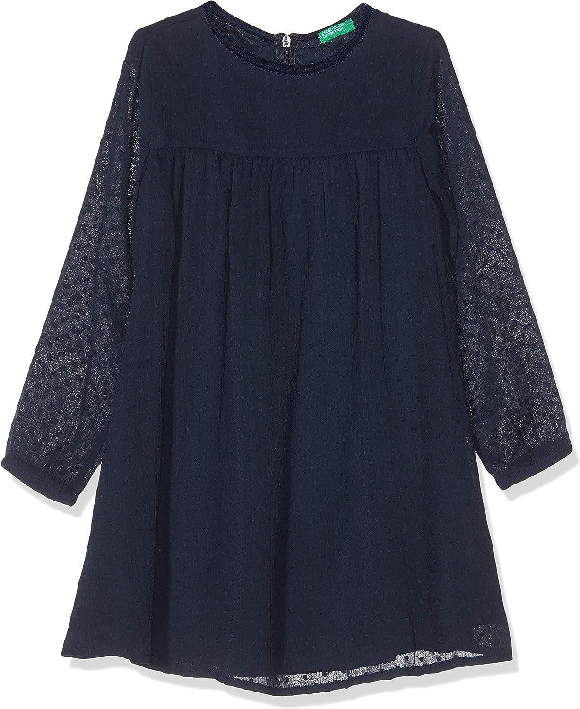 Vestiti Cerimonia Bambina Benetton.United Colors Of Benetton Vestito Bambina Amazon It Abbigliamento