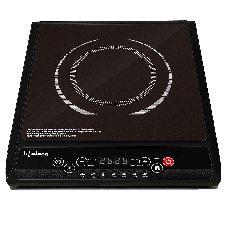 Lifelong Inferno VX LLIC10 2000-Watt Induction Cooktop