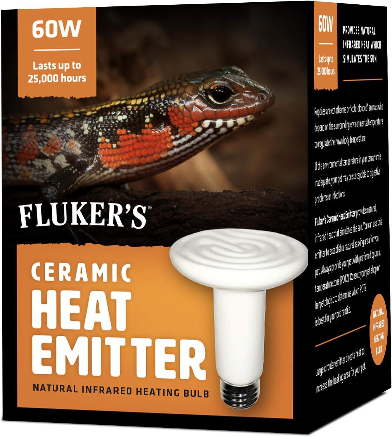Fluker's Ceramic Heat Emitter