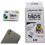 Blips Macro Kit Metal Series - mini-lenses for smartphone and tablet