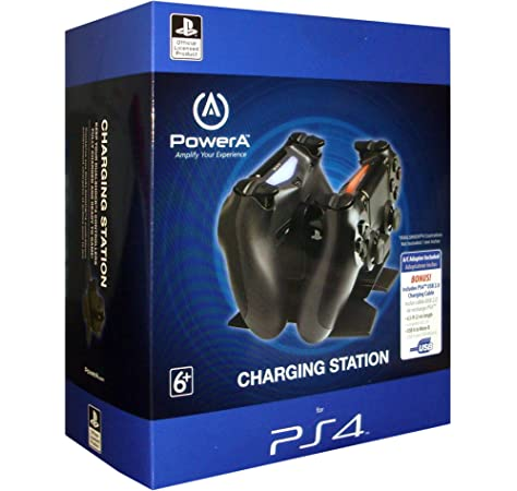 Charging Station Para Mandos (PS4): Amazon.es: Videojuegos