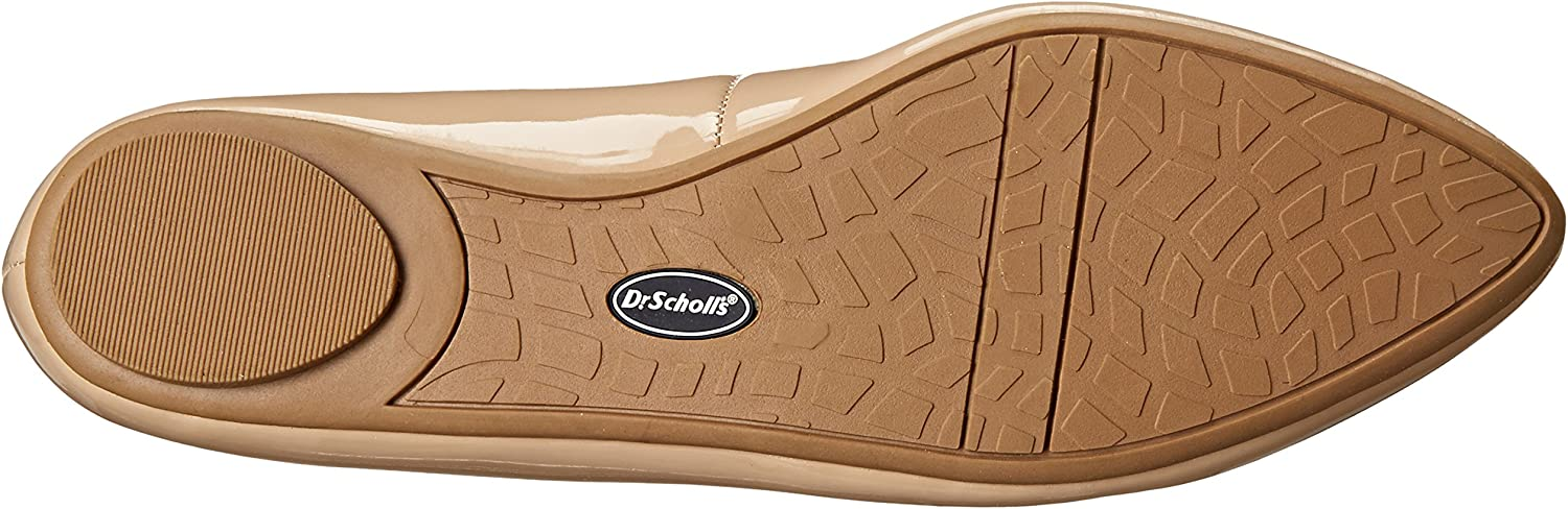 7 W US Dr Sand Patent Scholls Womens Really Flat