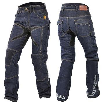 Wählen Sie für authentisch Online-Verkauf verrückter Preis Trilobite Probut X-Factor Damen Motorrad Jeans Hose ...