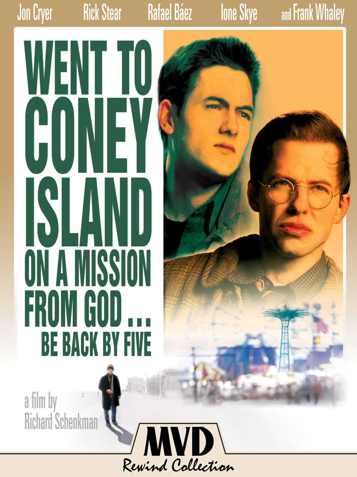 Went To Coney Island On A Mission From God. Be Back By Five on Amazon Prime Video UK