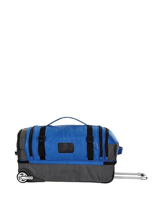 Platinium Resnais Sac de Voyage, 67 cm, Bleu Gris