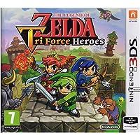The Legend of Zelda Tri Force Heroes (Nintendo 3DS)