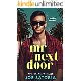 Mr Next Door: An Age Gap Gay Romance (Hot Boy Summer)