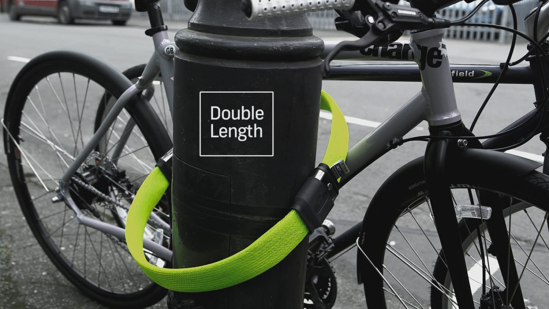 Cerradura de bicicleta Twin LITELOK® Gold (patrón de espiga): Amazon.es: Deportes y aire libre