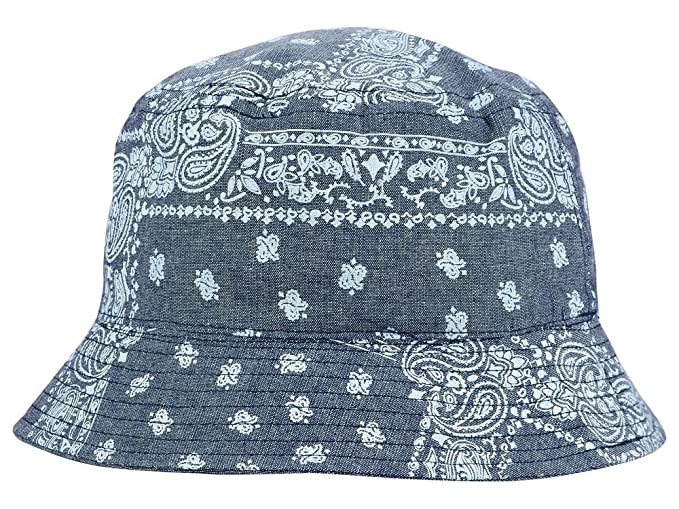 Lids Mens Reversible Bucket Hat at Amazon Men s Clothing store  0218c7969500