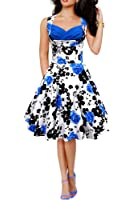 Black Butterfly 'Aura' Classic Serenity 50's Dress