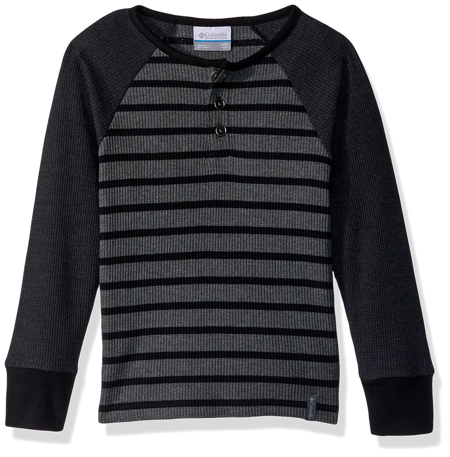 30707e4bcc7a Columbia Boys  Trulli Trails Thermal Henley  Amazon.in  Clothing    Accessories