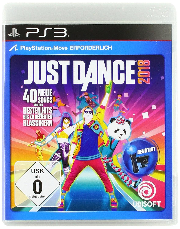 Just Dance 2018 - PlayStation 3 [Importación alemana]: Amazon.es: Videojuegos
