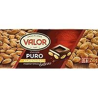 Chocolates Valor - Choholate puro con almendras enteras