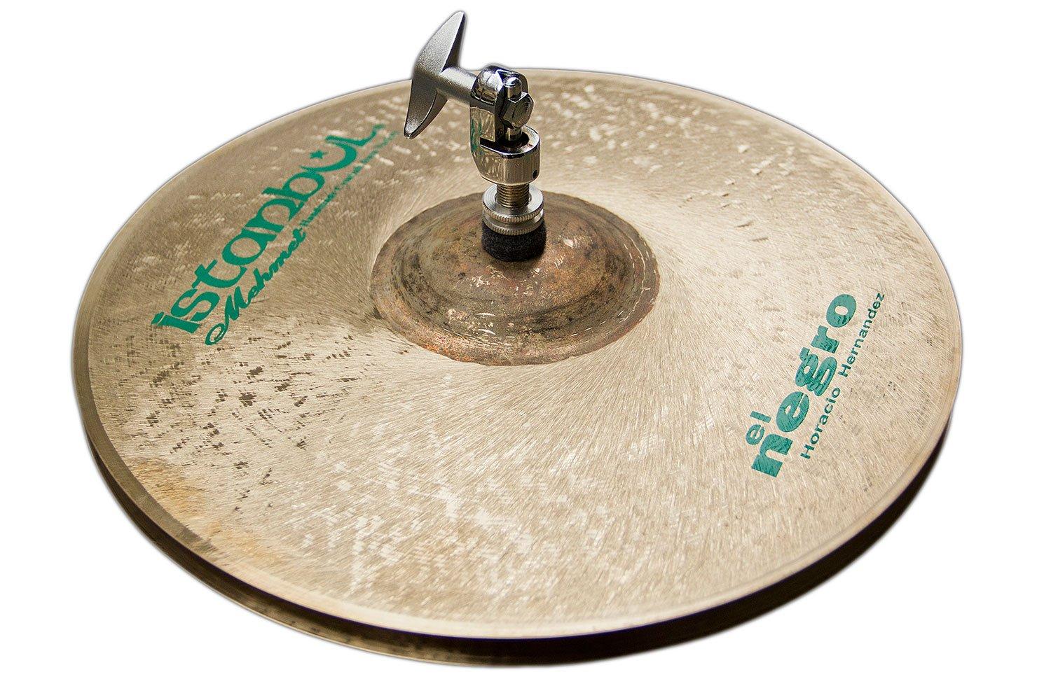 Istanbul Mehmet Cymbals Signature Series HH-HH13 13-Inch Horacio El Negro Hernandez Hi-Hat Cymbal