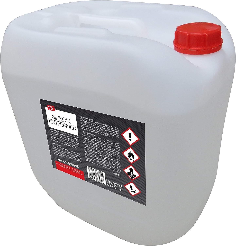 Sdv Chemie Silikonentferner 2x 30 Liter 60l Für Lackierer Siliconentferner Auto Lack Reiniger Auto