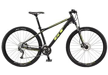 GTT GT 727427M10XL Bicicleta, Unisex Adulto, Negro, XL: Amazon.es: Deportes y aire libre