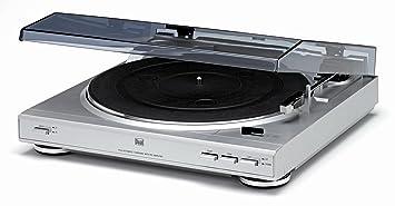 Dual DT 200 USB - Tocadiscos para equipo de audio (USB ...