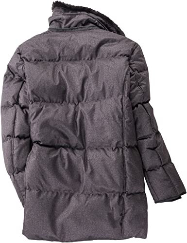 Wellensteyn Robuste Winerjacke mit Webpelz Centurion: Amazon