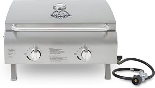 Pit Boss Stainless Steel Gas Grill