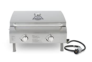PIT BOSS 276sq. in GRILLS 2- 276sq. in Gas Grill