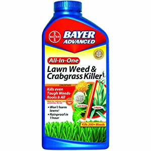 Lawn Weed and Crabgrass Killer Concentrate