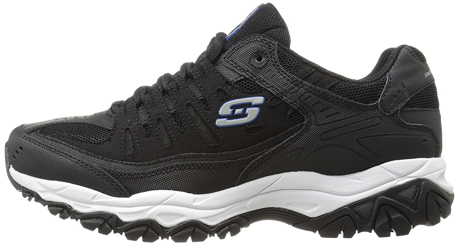 Skechers-Afterburn-Memory-Foam-M-Fit-Men-039-s-Sport-After-Burn-Sneakers-Shoes thumbnail 25