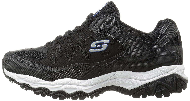 Skechers-Afterburn-Memory-Foam-M-fit-Men-039-s-Sport-After-Burn-Baskets-Chaussures miniature 25