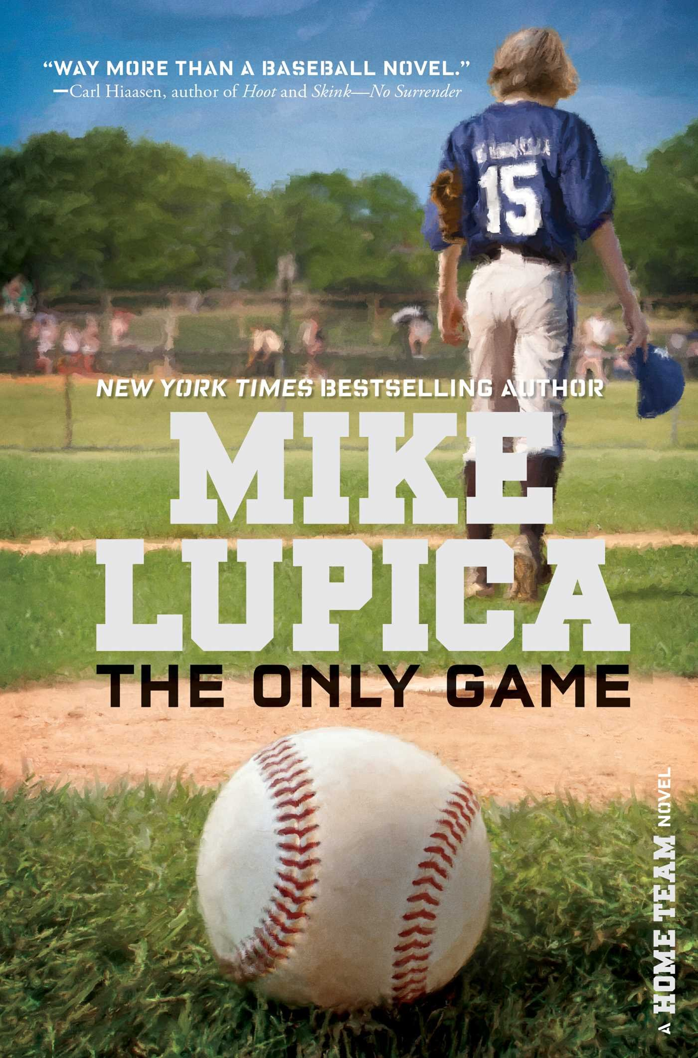 The Only Game (home Team): Mike Lupica: 9781481409957: Amazon: Books