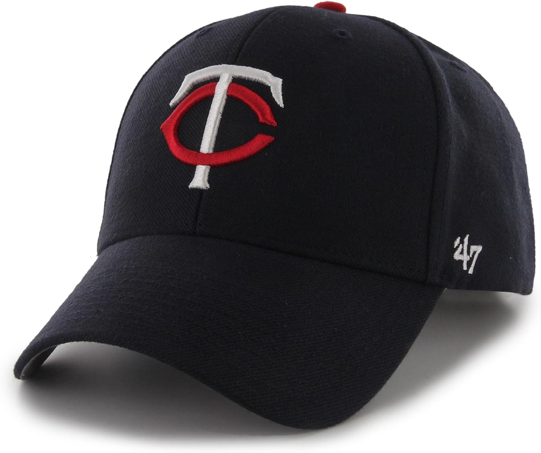'47 MLB Unisex-Adult MVP Adjustable Hat