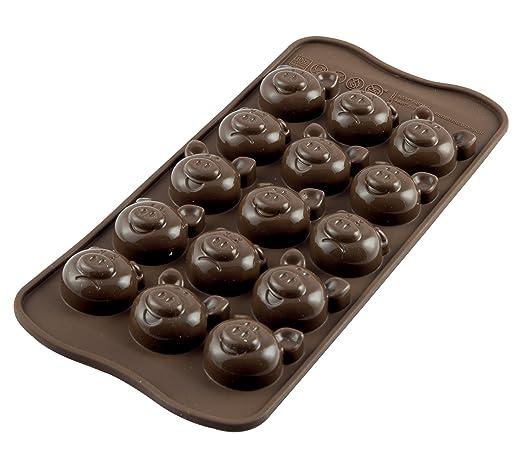 109 opinioni per Silikomart 191827 cioccolatini form,
