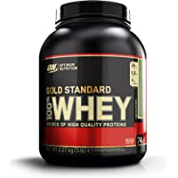 Optimum Nutrition Gold 100% Whey Protein Powder 5-Pound