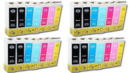 XXL Premium de tinta cartridges para impresora EPSON ...