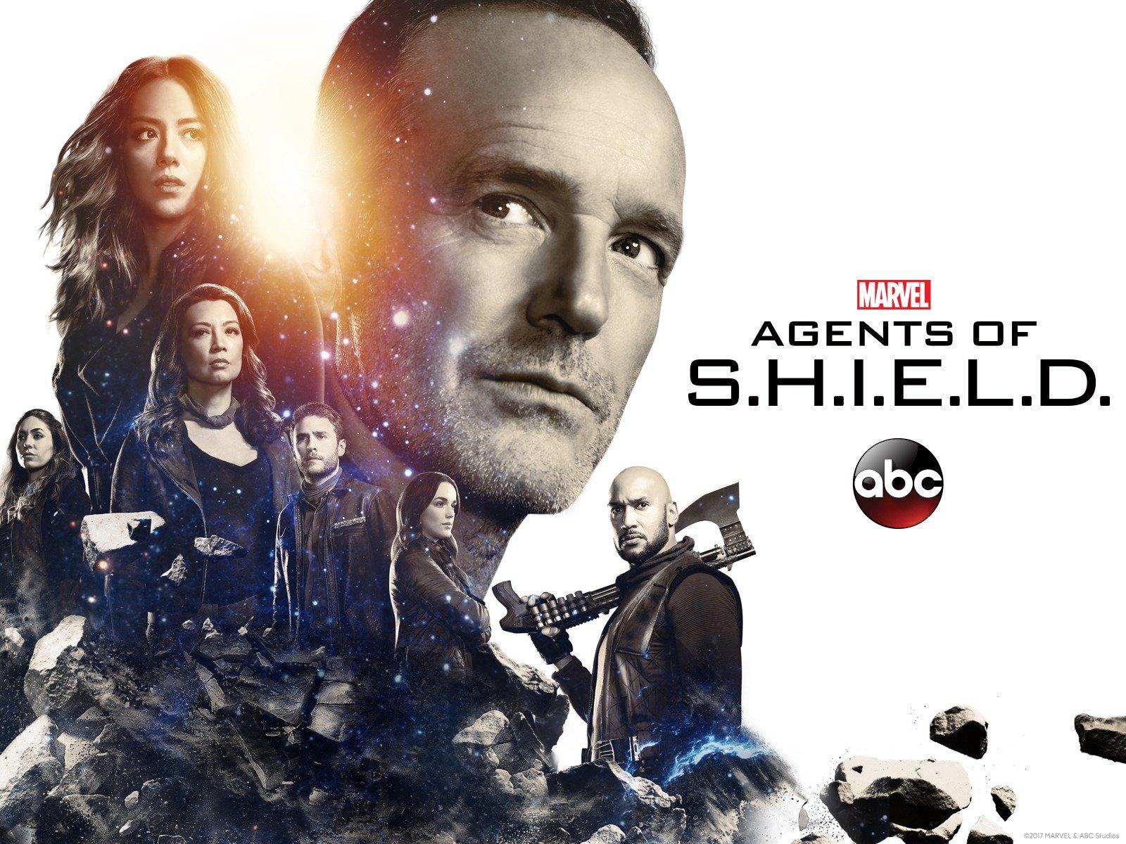 Agents of Shield 5x12 Espa&ntildeol Disponible