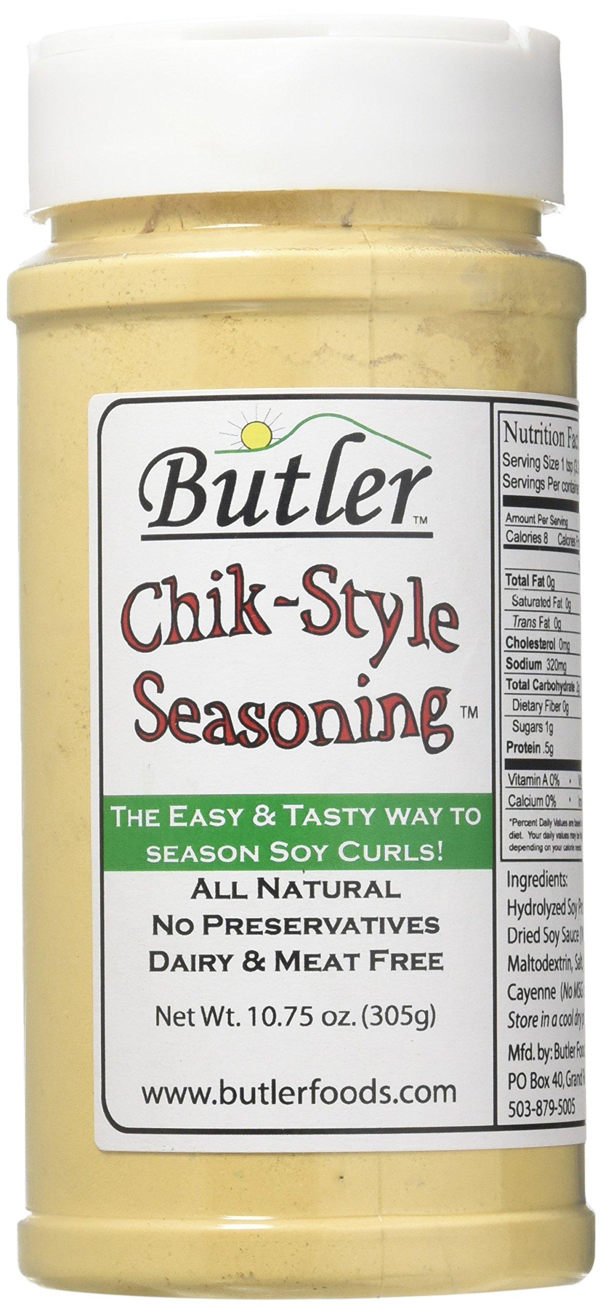 Chik-Style Seasoning - 10.75 oz Jar