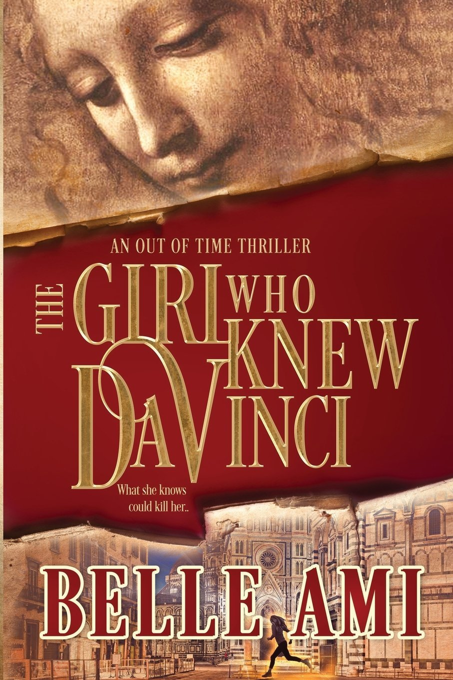 Download The Girl Who Knew Da Vinci: An Out of Time Thriller (Out of Time Thriller Series) PDF