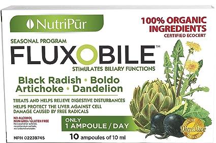 Nutripur Flux O Bile Organic Liver Cleanse, 10 Days