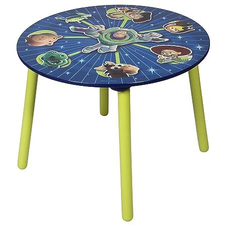 Disney Pixar redondo para el dormitorio mesa escritorio para Sala ...